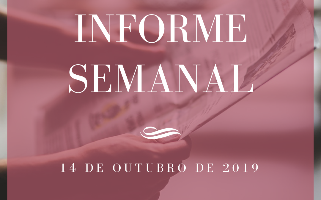 Informe Semanal 14-10-2019